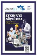MMO İstanbul Şube Bülteni Mayıs 2019