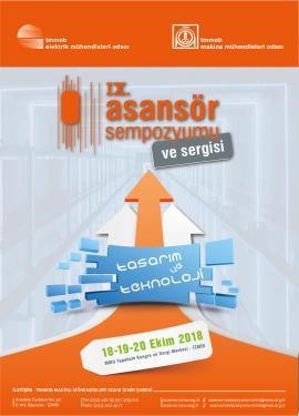 Asansör Sempozyumu ve Sergisi 2018
